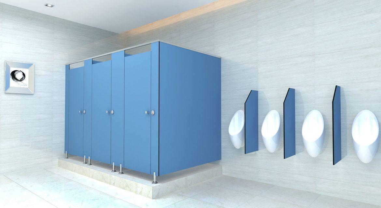 Сантехнические перегородки вместо кирпичных стен