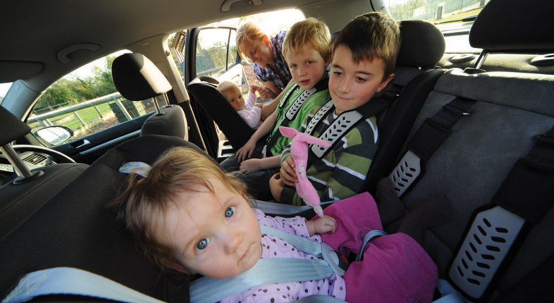 Автокресло для безопасности путешествий с детьми